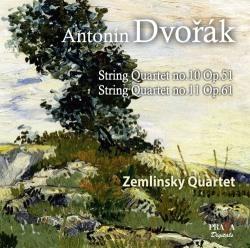 Antonín DVOŘÁK String Quartets  Vol. VIII.jpg