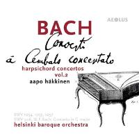 Bach Harpsichord Concertos, Vol. 2.jpg