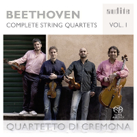 Beethoven String Quartets, Vol. 1.jpg