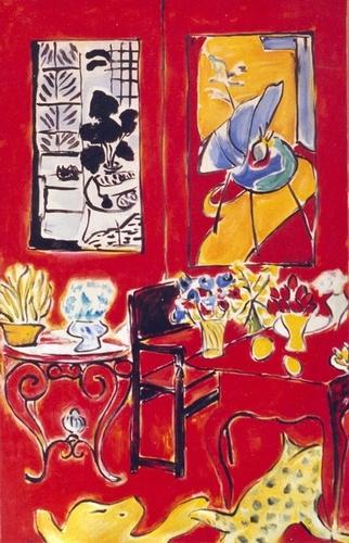 ポンピドゥー・センター傑作展_Matisse_Grand intérieur rouge.jpg