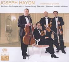 Haydn Famous String Quartets .jpg