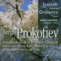 Prokofiev Classical Symphony, Violin Concerto No. 2.jpg