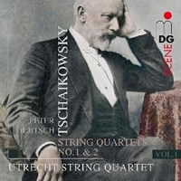 Tchaikovsky String Quartets Vol. 1.jpg