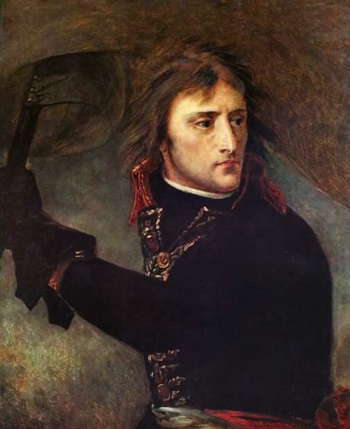 Baron Antoine-Jean Gros, Bonaparte on the Bridge at Arcole.jpg