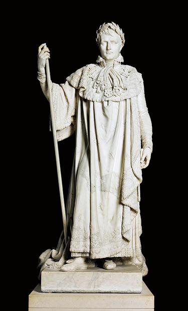 Claude Ramey, Napoleon I in His Coronation Robes.jpg
