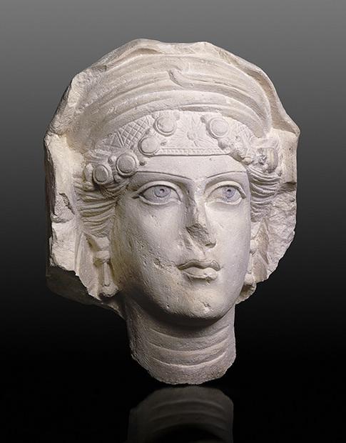 Head of a Woman, Palmyra (Syria).jpg