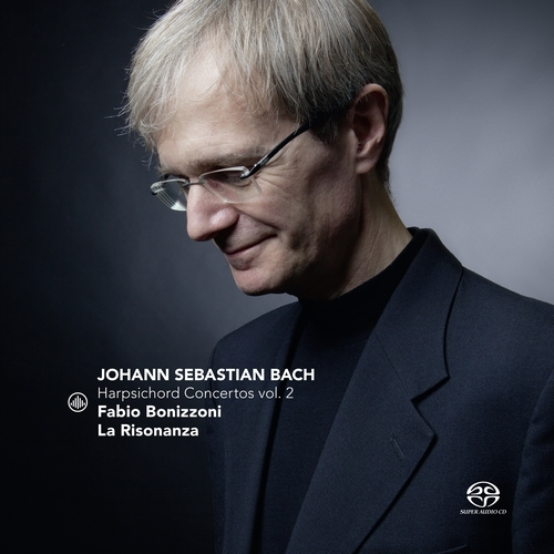 J.S.Bach Harpsichord Concertos, Vol. 2.jpg