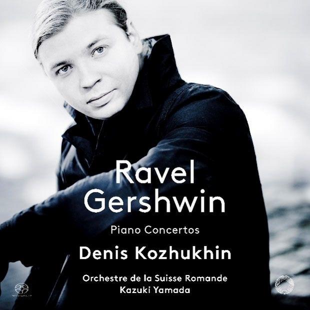 Maurice Ravel and George Gershwin Piano Concertos.jpg