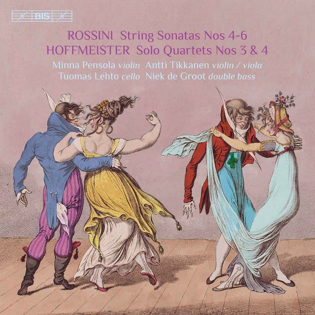 Rossini & Hoffmeister Quartets with Double Bass, Vol.2.jpg