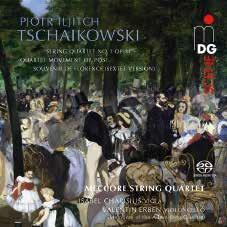 Tchaikovsky String Quartet No. 1 & String Sextet.jpg